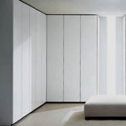 Corner Wardrobes Designs