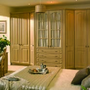 Fitted Wardrobe Designs