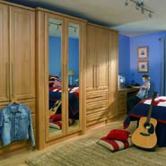 Fitted Wardrobes in county Cork