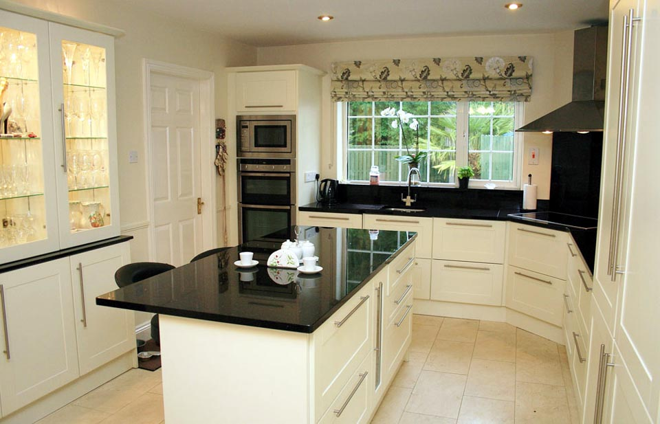 Cream Kitchen Designs Ireland
