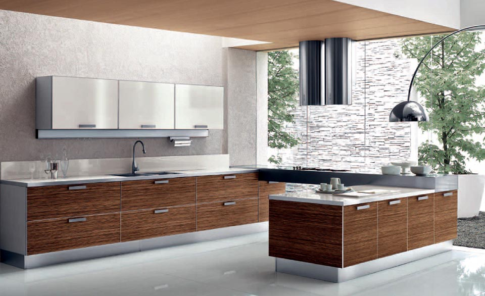Contemporary kitchens modern kitchens fitted kitchens cork for Kitchen joinery ideas