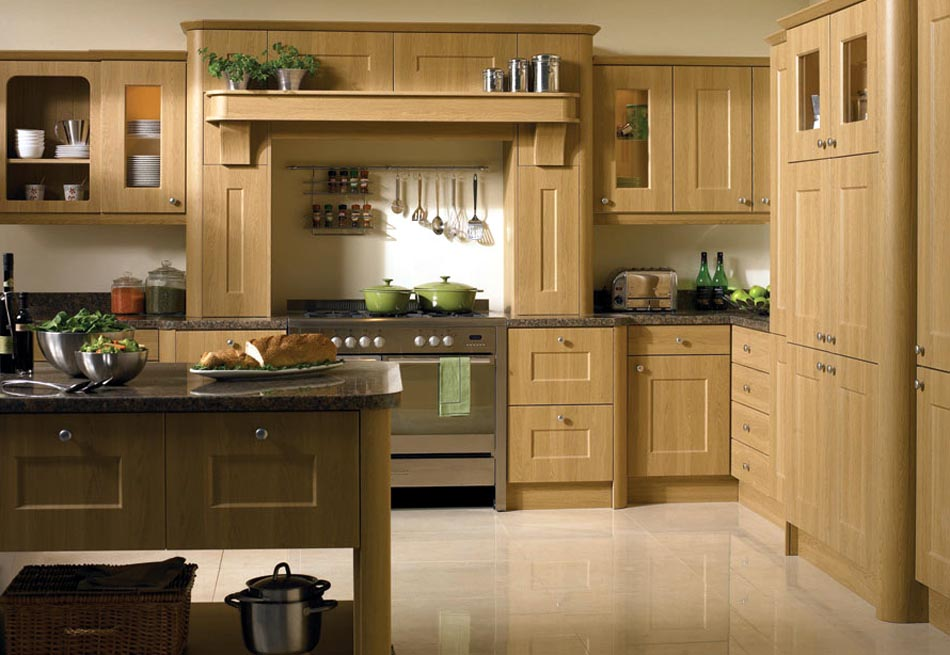 Oak kitchens cork oak kitchens ireland oak fitted kitchens for Kitchen designs ireland