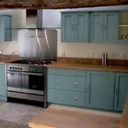 Painted Kitchens in Cork