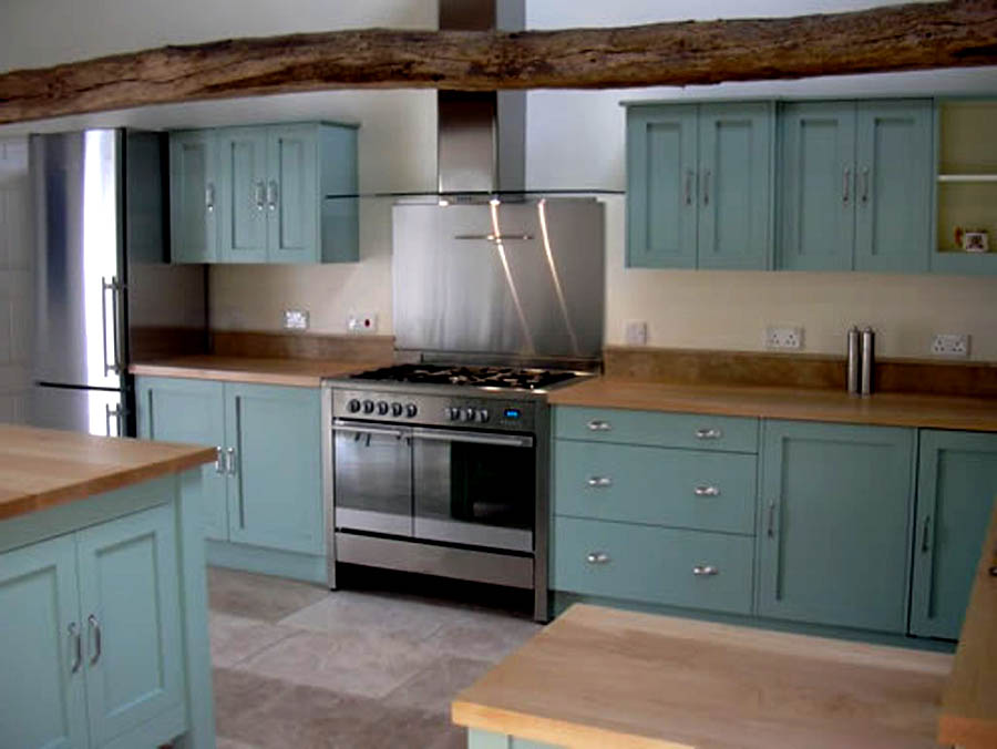 Painted kitchen cabinets painted kitchens ireland for Kitchen cabinets ireland