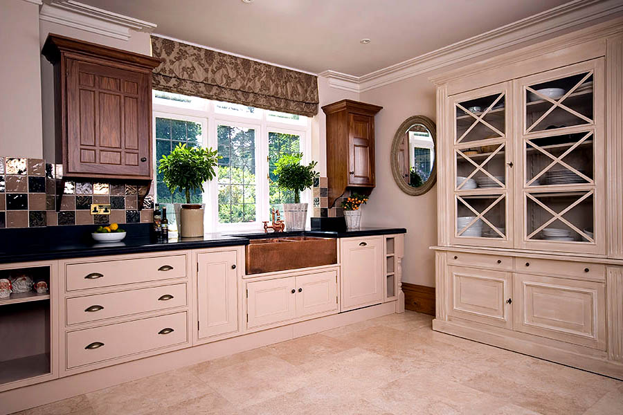 Painted kitchen cabinets painted kitchens ireland for Kitchen ideas ireland