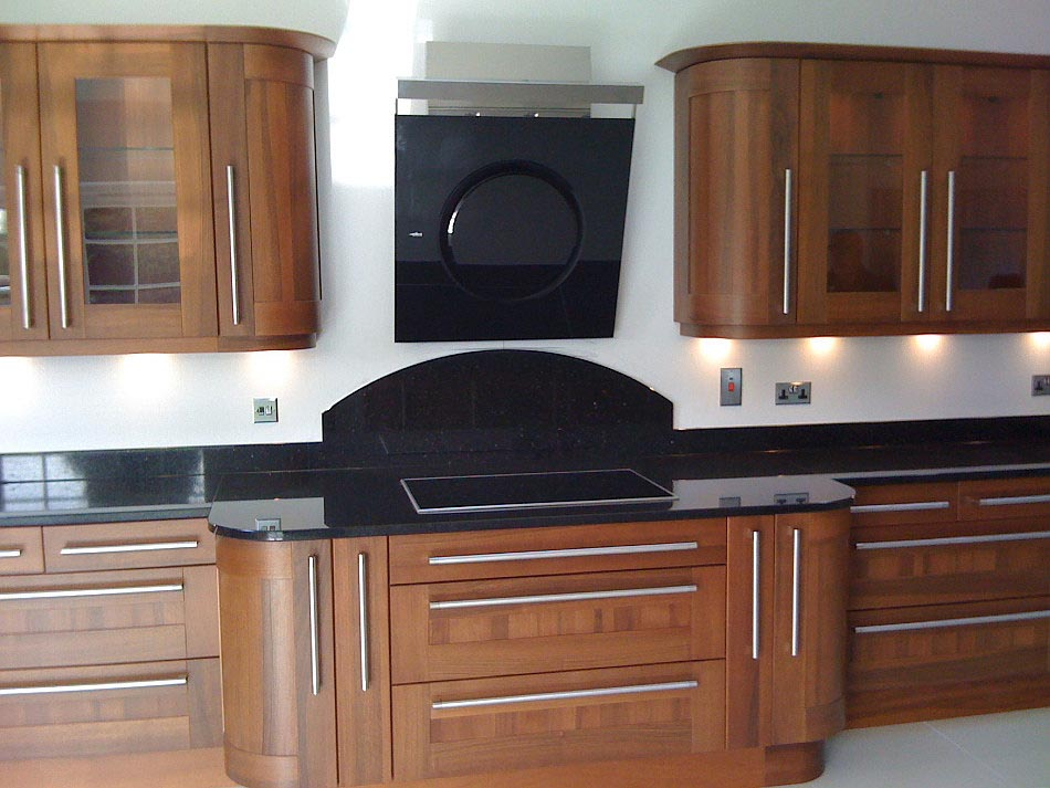 Walnut Kitchens Cork Walnut Kitchens Ireland Walnut Fitted Kitchens