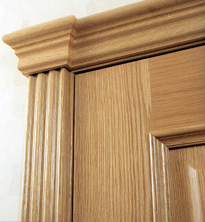... White Oak Architrave for Doors ... & Cornice | Architraves | Cornice Mouldings | Architrave