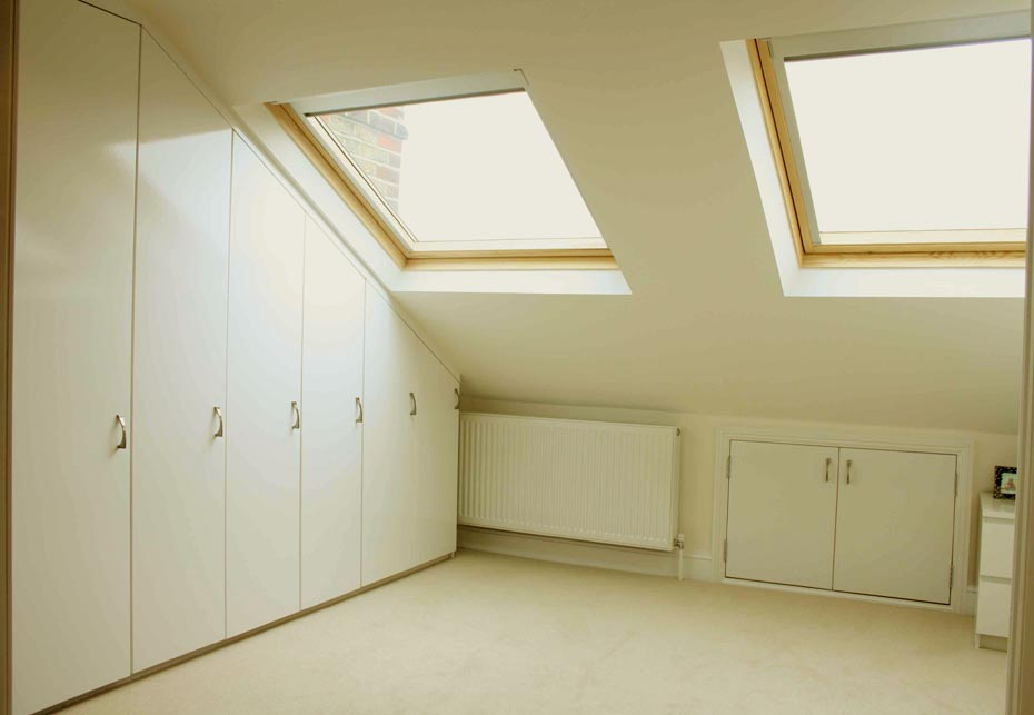 Attic conversions ireland attic conversions loft for Bedroom furniture limerick