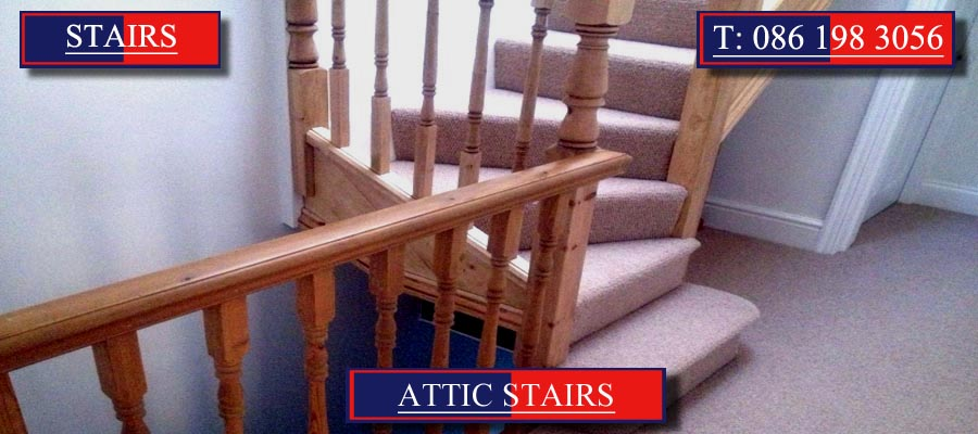 Attic Stairs Cork and Attic Stairs Dublin by Mallow Joinery & Attic Stairs Cork | Attic Stairs Dublin | Attic Stairs Ireland