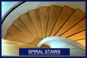 Spiral Stairs and Spiral Staircase