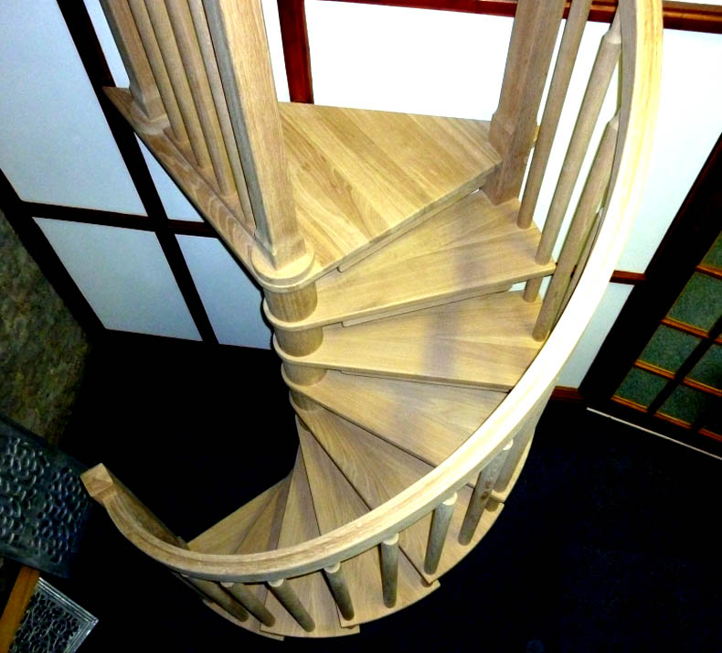 Spiral Staircase In Ireland, Winding Stairs In Ireland ...