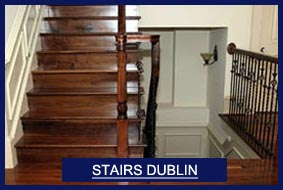 Stairs Dublin and Stairs Ireland