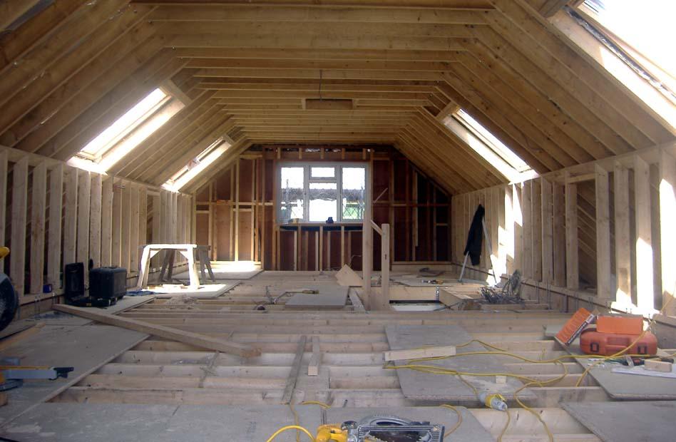 modern attic apartment renovation ideas - Attic Conversions Ireland Attic Conversions
